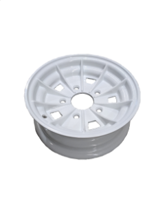 10X3.5B INCH ALLOY BOAT WHEEL HT RIM – WHITE
