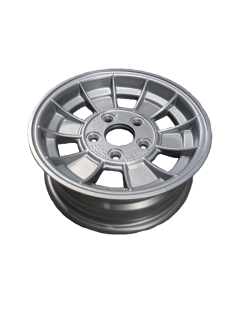 13X5 INCH ALLOY TRAILER WHEEL FORD RIM – SILVER