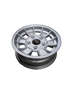 13X5 INCH ALLOY TRAILER WHEEL HQ RIM – NATURAL