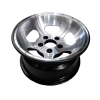 13X5 INCH ALLOY TRAILER WHEEL HT RIM - BMF