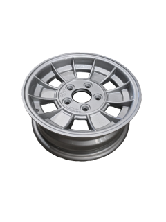13X5 INCH ALLOY TRAILER WHEEL HT RIM – SILVER