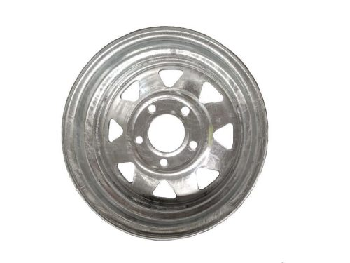 13x4.5 Rim only - Ford Galvanised