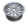 14X6 INCH ALLOY  TX1 TRAILER WHEEL FORD RIM - NATURAL