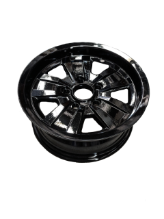 14X6 INCH ALLOY TRAILER WHEEL FORD RIM – BLACK TX2