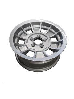 14X6 INCH ALLOY TX1 TRAILER WHEEL HT RIM – SILVER