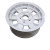 14X6 INCH TX-1 ALLOY TRAILER WHEEL HT RIM - WHITE