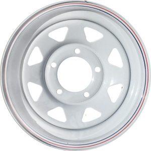 Manutec 14X6 Rim only – Ford Sunraysia – 950KG Trailer Caravan Spare Part