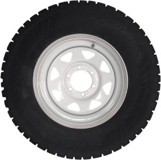 OR245R16 – 818 Off Road Tyre fitted to 16 inch