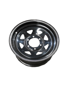 16X8 Rim only – Land Cruiser Sunraysia – Black