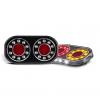 COMBINATION LED AUTOLAMP MARINE STOP/TAIL/INDICATOR