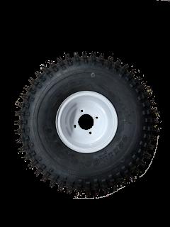 22 INCH ATV WHEEL – MINI PATTERN – 6 ply – 306kg load capacity