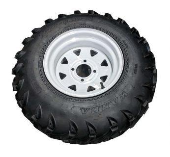 25X8 INCH ATV WHEEL – MINI PATTERN – LEFT HAND SIDE
