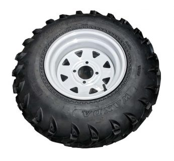 25X8 INCH ATV WHEEL – MINI PATTERN – RIGHT HAND SIDE