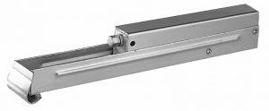 Manutec Adjust Leg Hex Front 500mm – no wheel Trailer Caravan Spare Part