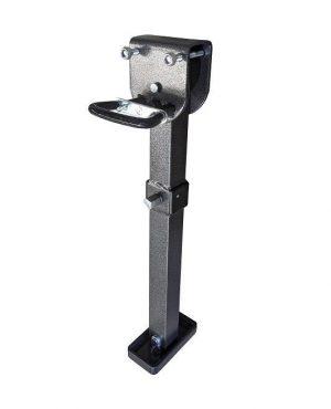 Adjustable Leg Quick Release extra long 620mm Deluxe Hammertone Large Alum. Foot