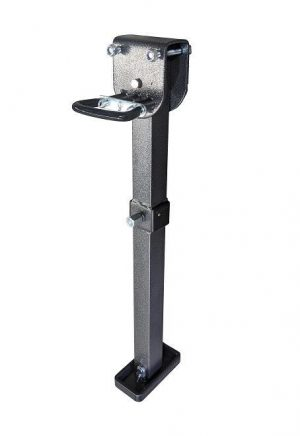Adjustable Leg Quick Release Extra Long 715mm Hammertone Finish Large Aluminium