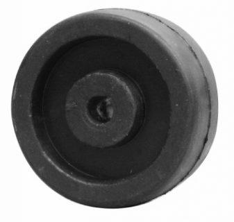 3 inch Solid Rubber Wheel to suit adj legs