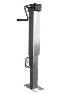 Side Wind Adjustable Stand, drop leg, Loose Handle – Extra Long Trailer Caravan