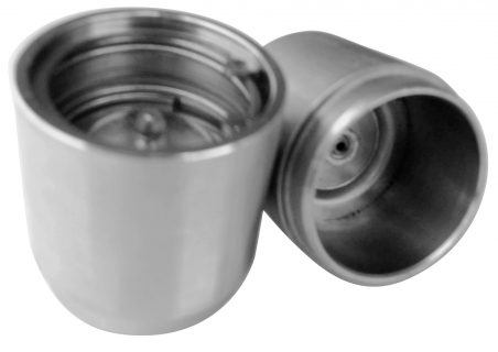 2inch  Bearing Buddy – Chrome complete with Bra
