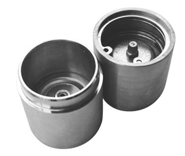 2 Inch Bearing Buddy – Stainless complete with Bra