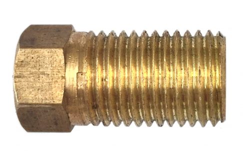 Brass Long Tube Nut