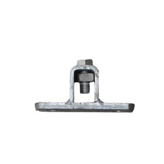 1 Slot Bolt on Trailer Clamp – to suit 19mm shaft