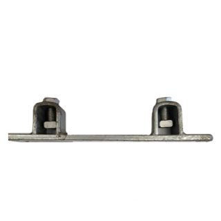 2 Slot Bolt on Trailer Clamp – to suit 19mm shaft