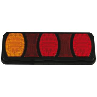 Series 100 – Stop/Tail and Indicator – 10-30v
