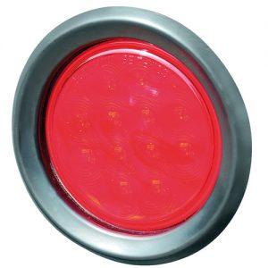 Manutec Trailer Lights Series 140 – STOP/TAIL LAMP – 10-30v Caravan Spare Part