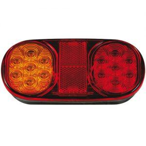 Manutec Trailer Light SUBMERSIBLE TRAILER LAMP – LH – RETAIL Trailer Caravan