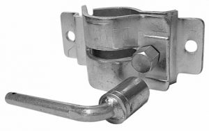 Manutec Fixing Brackets Clamp – loose handle socket/hex head fit Trailer Caravan