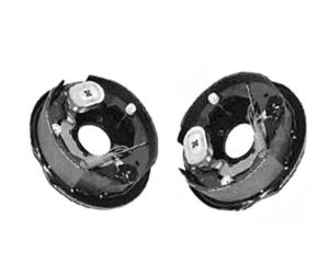 Electric Brake Components 10 inch Electric Backing Plate – KIT OFF RD Trailer