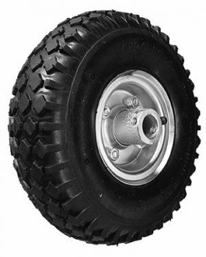 Manutec Easy Mover 10 inch Pneumatic Wheel to suit EM2P Trailer Caravan Part