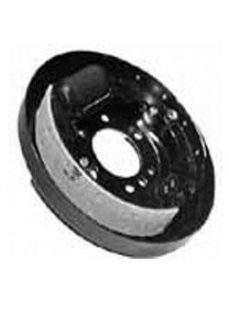Manutec 10 inch Hydraulic Backing Plate – Left Trailer Caravan Spare Part