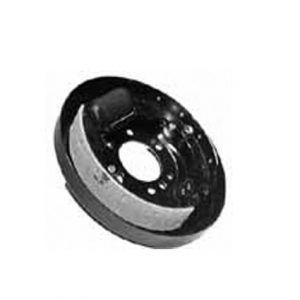 Manutec 9 inch Hydraulic Backing Plate – Left Trailer Caravan Spare Part