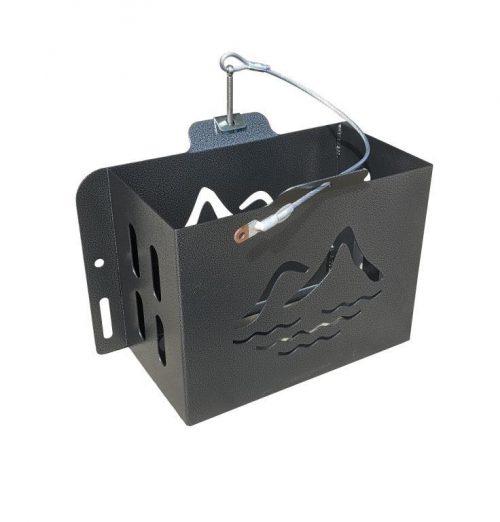 Jerry Can Holder - Side Flange Model