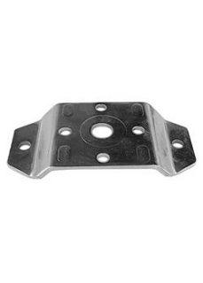 Manutec  Back Plate of LDSB-HD swivel bracket Trailer Caravan Spare Part