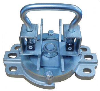 Cast Swivel Bracket for Std and Med J/Wheels