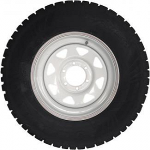 Trailer Wheels (Complete)