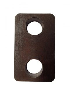 3 INCH DROP PLATE