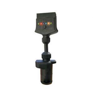 Manutec Suits 7 Pin Large Round Trailer Socket to 7 Pin Flat Plug Caravan Spare Part