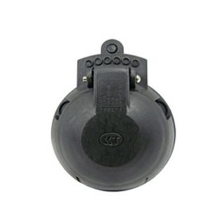 7 PIN LARGE ROUND TRAILER SOCKET
