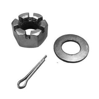 3TON 1″ 1/4 inch Nut Pin Washer Set