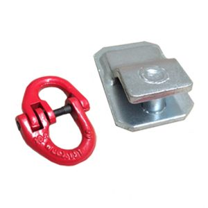 Manutec  3.15T Rated Butterfly Clip and W/O Bracket Trailer Caravan Spare Part