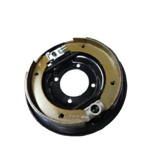 Manutec 9 inch Mechanical Backing Plate – Right Trailer Caravan Spare Part