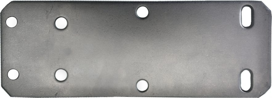 Coupling Back Plate – 8 Hole