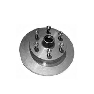 Hub Disc L/Cruiser – C/W Studs/Nuts/GCap/Mar Seal – B BNGS