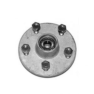 HT Holden Hub – Complete with Studs/Nuts/GCap – A BNGS (loose) Trailer Part