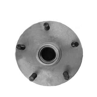 Trailer Parts Toyota LC Hub – 5 Stud C/W Studs/Nuts/GCap/Seal – B BNGS Trailer