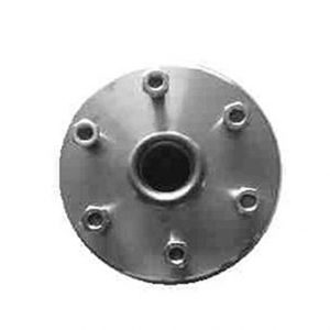 Axle 3 Tonne Toyota LC Hub c/w Bearings, Grease Cap. Nuts and Seal Trailer Parts